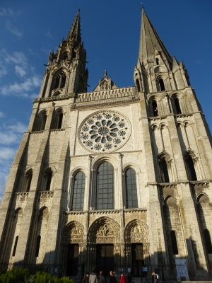 Kathedrale Notre Dame in Chartres